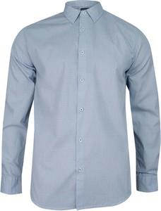 Granatowa koszula Just yuppi
