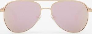 HAWKERS - Okulary przeciwsłoneczne Gold Light Purple LACM7