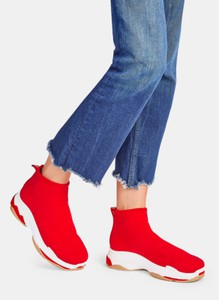 Buty sportowe DeeZee w sportowym stylu z płaską podeszwą