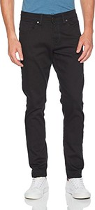 Czarne jeansy Selected Homme