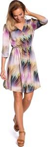 Sukienka MOE w stylu casual