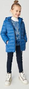 Niebieska kurtka dziecięca Reserved
