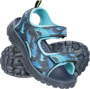 Buty dziecięce letnie Mountain Warehouse na rzepy