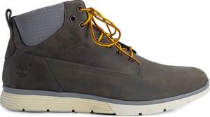 """Brązowe buty zimowe Timberland Buty """"killington Chukka"""" ze skóry w stylu casual"""