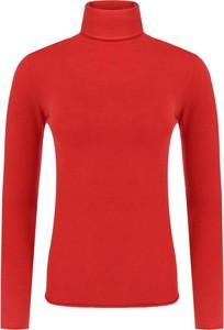 Czerwony sweter Max & Co. w stylu casual