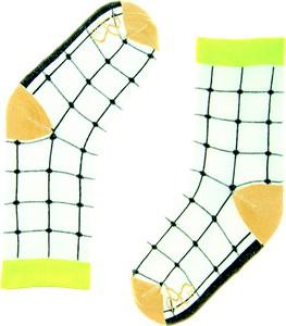 Skarpetki Super Jumper dla chłopców z bawełny