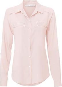 Różowa koszula ashley brooke by heine