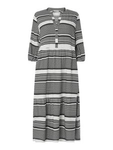 Sukienka Only w stylu casual prosta z długim rękawem