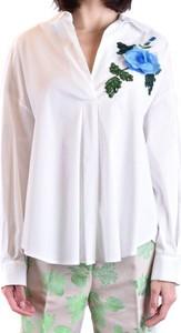 Koszula Blumarine z bawełny