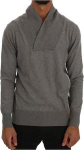 Sweter Daniele Alessandrini z bawełny