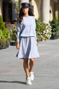 Sukienka Lemoniade z bawełny mini