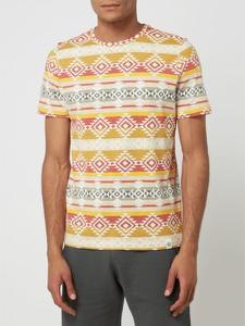 T-shirt McNeal w stylu etno z nadrukiem