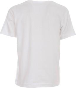 T-shirt Comme Des Garçons Play z bawełny z okrągłym dekoltem
