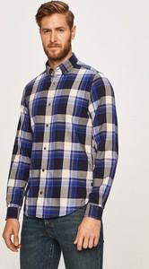 Koszula S.Oliver z bawełny z długim rękawem