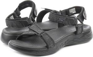 Buty dziecięce letnie Skechers na rzepy