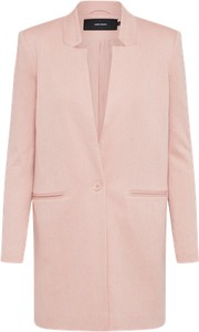 Różowa marynarka vero moda