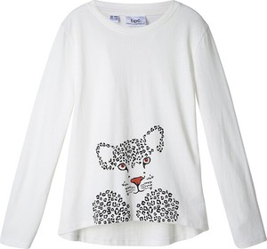 Bluzka dziecięca bonprix bpc bonprix collection
