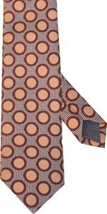 Czerwony krawat Eton
