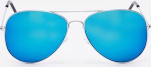 House - Okulary przeciwsłoneczne - Niebieski