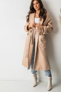 Płaszcz Lalu w stylu casual