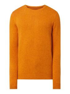 Sweter McNeal z okrągłym dekoltem z dzianiny