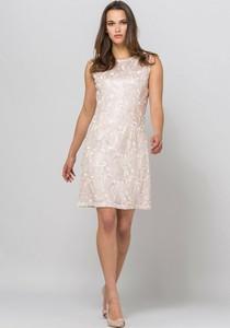 39c209ad mini sukienka cekiny - stylowo i modnie z Allani
