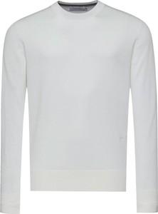 Sweter Calvin Klein w stylu casual z dzianiny