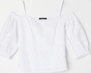 Bluzka Mohito z krótkim rękawem w stylu casual