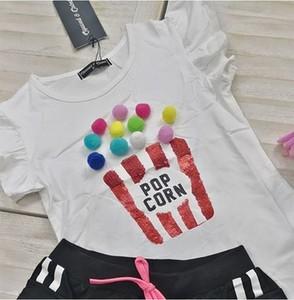 Koszulka dziecięca Petit Boutique - Moda Dziecięca z bawełny