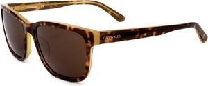 Oryginalne meskie okulary Calvin Klein