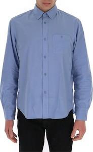 Niebieski sweter Kenzo z bawełny