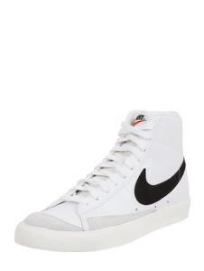 Nike Sneakersy wysokie ze skóry model 'Blazer'