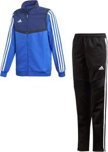 Dres dziecięcy Adidas w paseczki