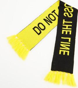 Żółty szalik dziecięcy Reserved