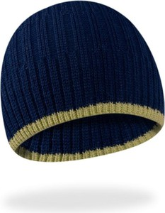 Granatowa czapka YoClub