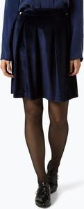 Niebieska spódnica Apriori mini