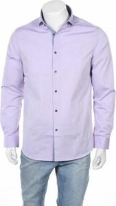 Fioletowa koszula Class International z długim rękawem
