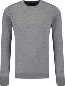 Sweter Tommy Hilfiger Tailored w stylu casual z wełny