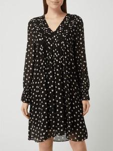 Sukienka S.Oliver Black Label w stylu casual mini z długim rękawem