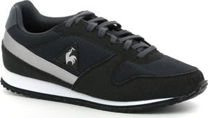 Buty sportowe Le Coq Sportif sznurowane na koturnie w street stylu