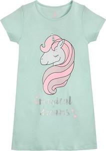 Turkusowa piżama Cool Club dla dziewczynek