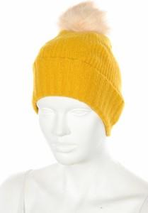 Żółta czapka Pieces