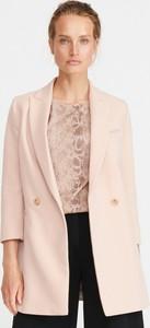 5997706966 limonkowy płaszcz reserved - stylowo i modnie z Allani