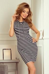 Sukienka NUMOCO mini bez rękawów