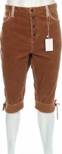 Brązowe spodnie S.Oliver