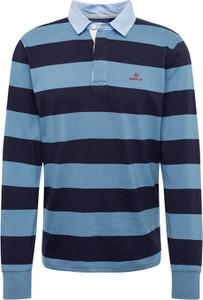 Koszulka polo Gant z bawełny