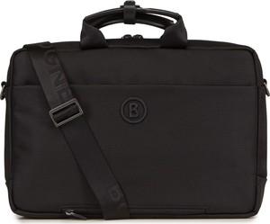 Czarna torba Bogner