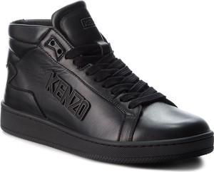 Sneakersy KENZO – F005SN117L50  Black 99