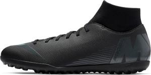 Czarne buty sportowe Nike mercurial