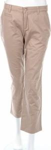 Brązowe spodnie Lee w stylu retro